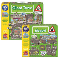 Orchard Toys - Giant Town and Airport