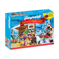 Playmobil - Advent Calendar - Santa's Workshop 9264 - Grace Baby