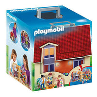 Playmobil - Take Along Case Modern Doll House 5167 - Grace Baby