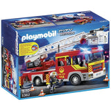 Playmobil Fire Brigade - Ladder Unit with Lights and Sound 5362 - Grace Baby