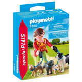 Playmobil Special Plus Figurines - Dog Walker 5380 - Grace Baby