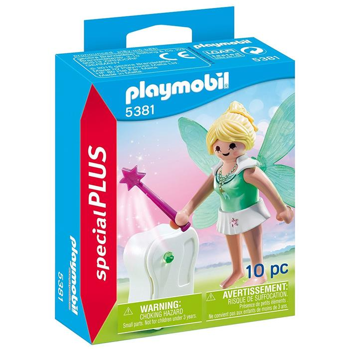 Playmobil Special Plus Figurines - Tooth Fairy 5381 - Grace Baby