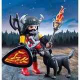 Playmobil - Wolf Warrior 5385