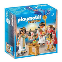 Playmobil Egypt- Caesar and Cleopatra 5394