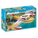 Playmobil Wild Life - Firefighting Seaplane - 5560 - Grace Baby