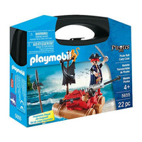 Playmobil - Pirate Raft Carry Case 5655 - Grace Baby