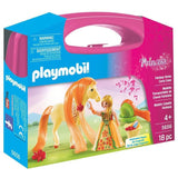 Playmobil - Fantasy Horse Carry Case 5656 - Grace Baby
