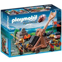 Playmobil - Royal Lion Knights Catapult 6039 - Grace Baby