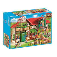 Playmobil Country Farm - Large Farm 6120 - Grace Baby