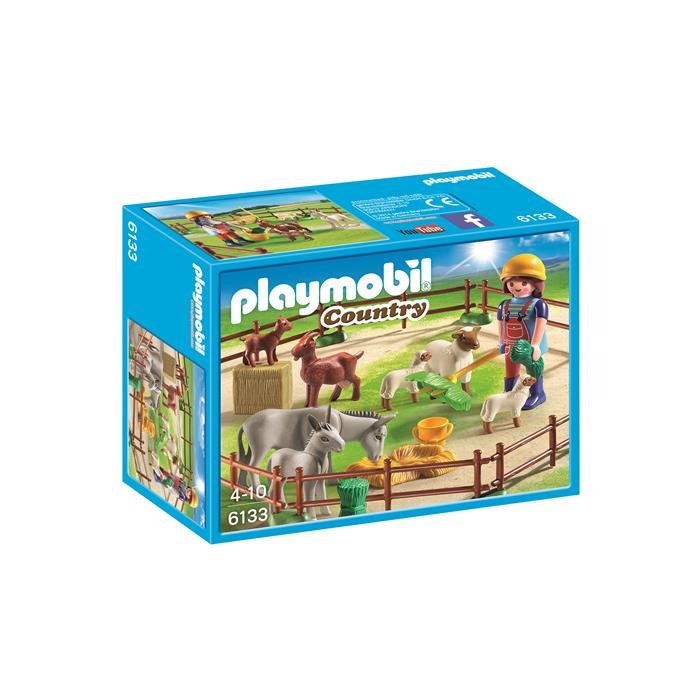Playmobil Country Farm - Farm Animal Pen 6133 - Grace Baby