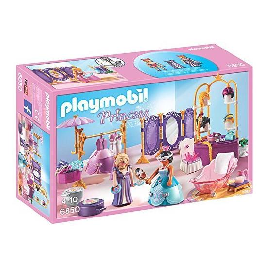 Playmobil - Dressing Room with Salon 6850