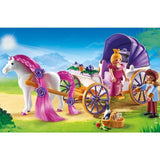 Playmobil Princess - Royal Couple with Carriage 6856 - Grace Baby