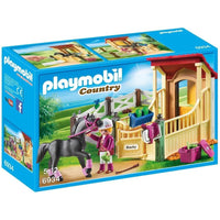 Playmobil - Horse Farm - Horse Stable with Arabian Horse 6934 - Grace Baby