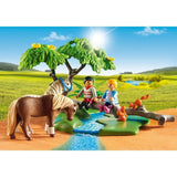 Playmobil Pony Farm - Country Horseback Ride 6947 - Grace Baby
