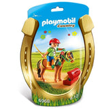 Playmobil - Groomer with Bloom Pony 6968 - Grace Baby