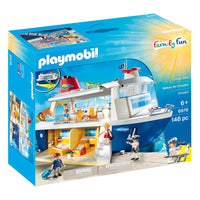 Playmobil - Cruise Liner - Cruise Ship 6978 - Grace Baby
