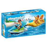 Playmobil - Cruise Liner - Personal Watercraft with Banana Boat 6980