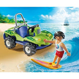 Playmobil - Cruise Liner - Surfer with Beach Quad 6982 - Grace Baby