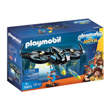 Playmobil - The Movie - Robotitron with Drone 70071