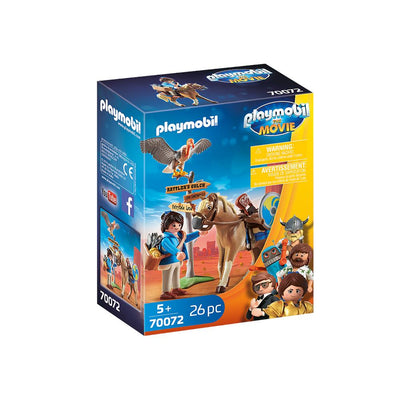 Playmobil - The Movie - Marla with Horse 70072