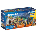 Playmobil - The Movie - Charlie with Prison Waggon 70073