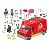 Playmobil - The Movie - Del's Food Truck 70075