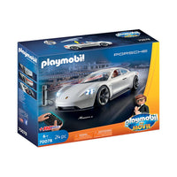 Playmobil - The Movie - Rex Dasher with Porsche Mission E (70078)