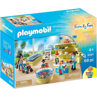Playmobil - Aquarium Shop 9061 - Grace Baby