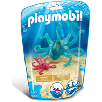 Playmobil - Aquarium - Octopus with Baby 9066 - Grace Baby