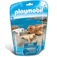 Playmobil - Aquarium - Seal with Pups 9069 - Grace Baby