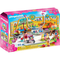 Playmobil - City Life Shopping - Baby Store 9079 - Grace Baby