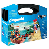 Playmobil - Pirate Raider Carry Case 9102 - Grace Baby