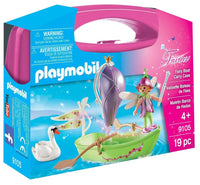 Playmobil - Fairy Boat Carry Case 9105 - Grace Baby