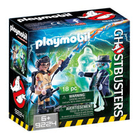 Playmobil - Ghostbusters Spengler and Ghost