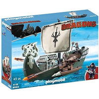 Playmobil - How To Train Your Dragon - Drago's Ship 9244 - Grace Baby