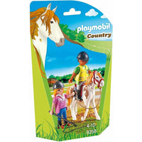 Playmobil - Horse Farm - Riding instructor 9258 - Grace Baby