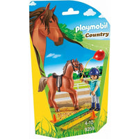 Playmobil - Horse Farm - Horse Therapist 9259 - Grace Baby