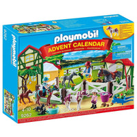 Playmobil - Advent Calendar Horse Farm 9262 - Grace Baby