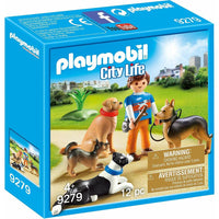 Playmobil - City Life - Dog Trainer 9279