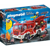 Playmobil Fire Brigade - Fire Engine 9464