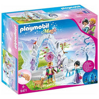 Playmobil - Magic - Crystal Gate to the Winter World 9471