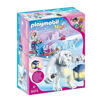 Playmobil - Magic - Yeti with Sleigh 9473