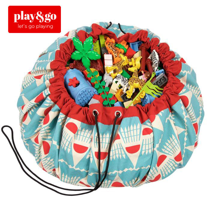 Play&Go - Toy Storage Bag - Badminton - Grace Baby
