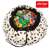 Play&Go - Toy  Storage Bag - Panda - Grace Baby