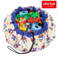 Play&Go - Toy Storage Bag - Superhero - Grace Baby