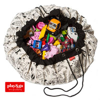 Play&Go - Toy Storage Bag - OMY Colour Your Bag