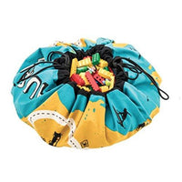 Play & Go - Toy Storage Bag - Australia Map - Grace Baby