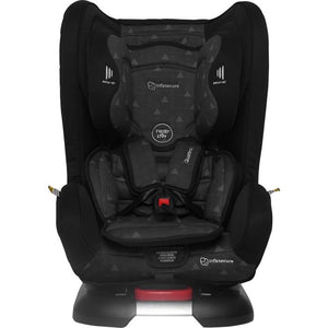 Infa Secure Quattro Treo 0-4 Convertible Car Seat - Ebony