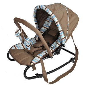 Grace Baby Harmony Rocker - Coffee