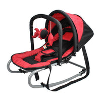 Grace Baby Harmony Rocker - Red - Grace Baby